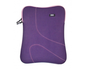 "FUNDA NETBOOK 10-12"" BEVEL VIOLET"