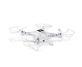 DRON VALKYRIA 2 CAMARA  2MPX HD 38X38 CM BLANCO