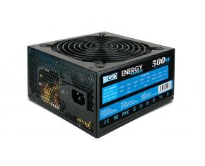 FUENTE ALIM. 500W PPFC (4XSATA+12CM+PCIX8PIN)