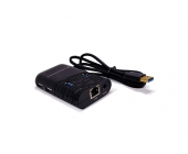 HUB USB 3.0 6 PUERTOS + ETHERNET