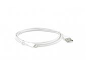 CABLE USB-A 2.0 LIGHTNING MFI 120CM