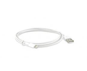 CABLE USB-A 2.0 LIGHTNING MFI 120CM