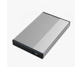CAJA EXT. HDD 2. SATA-USB 3.0 TYPE-C SCREWLESS