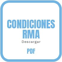 Condiciones Generales RMA